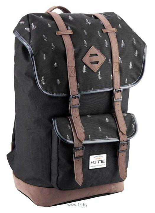 Фотографии Kite Urban K18-899L-2 23 черный/коричневый