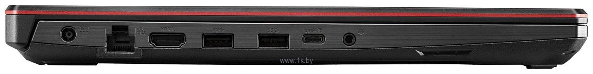 Фотографии ASUS TUF Gaming F15 FX506LI-HN109
