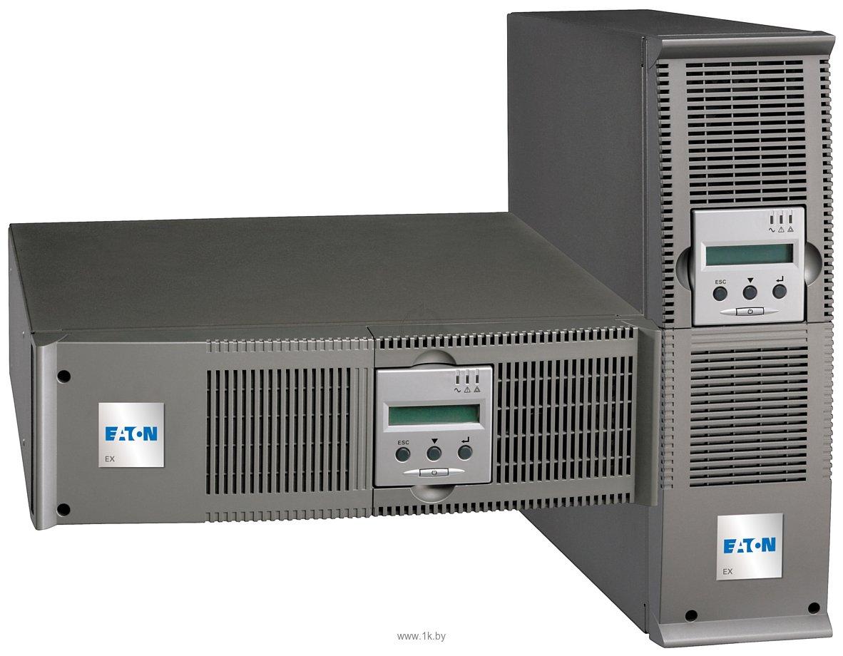 Фотографии Eaton EX 2200VA RT3U HotSwap DIN (68407)