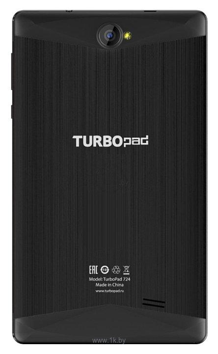 Фотографии TurboPad 724