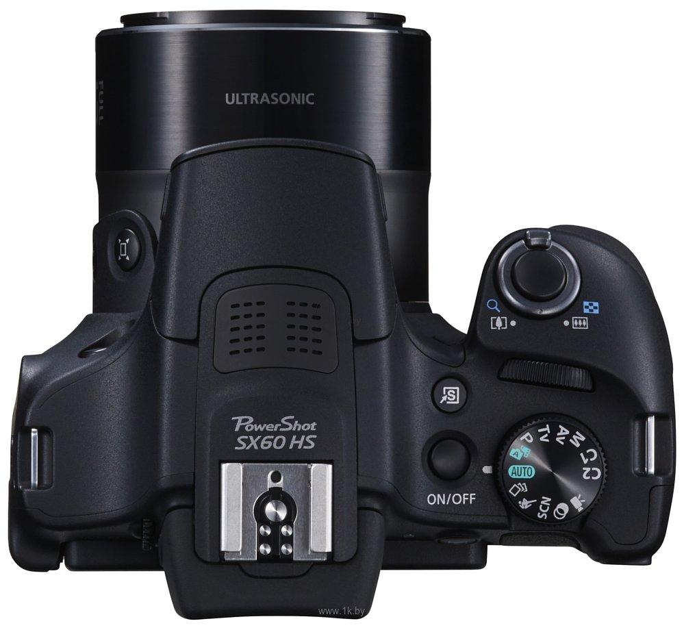 Фотографии Canon PowerShot SX60 HS