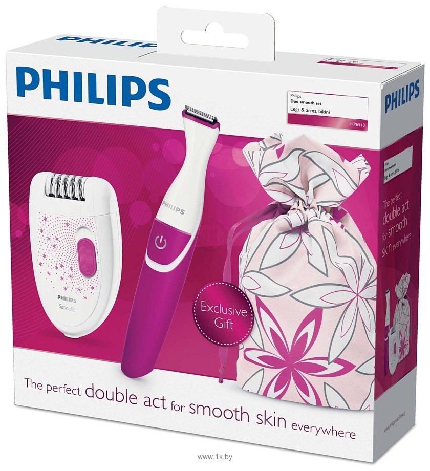 Фотографии Philips HP6548 Satinelle