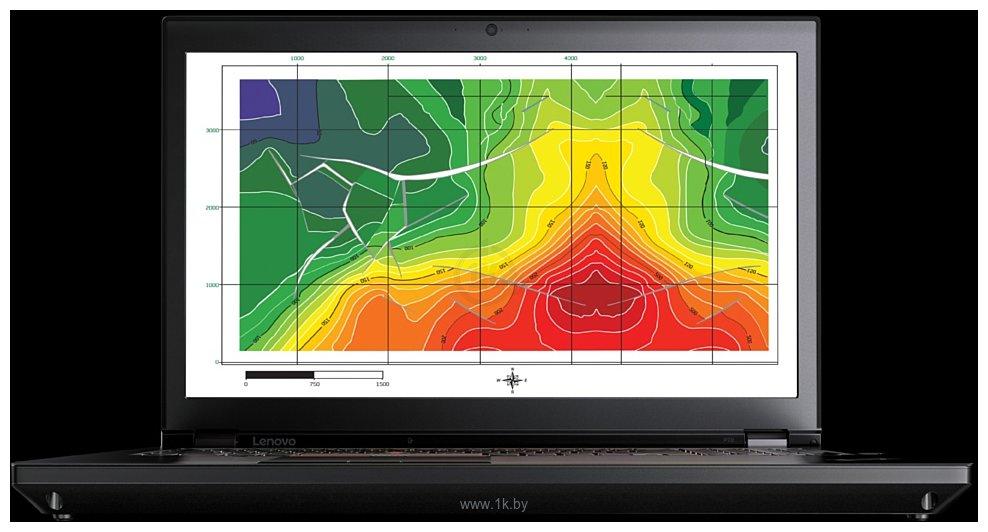 Фотографии Lenovo ThinkPad P70 (20ER0029RT)