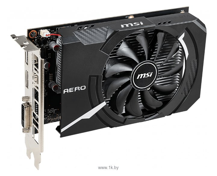 Фотографии MSI GeForce GTX 1650 1740MHz PCI-E 3.0 4096MB 8000MHz 128 bit DVI HDMI HDCP AERO ITX OC
