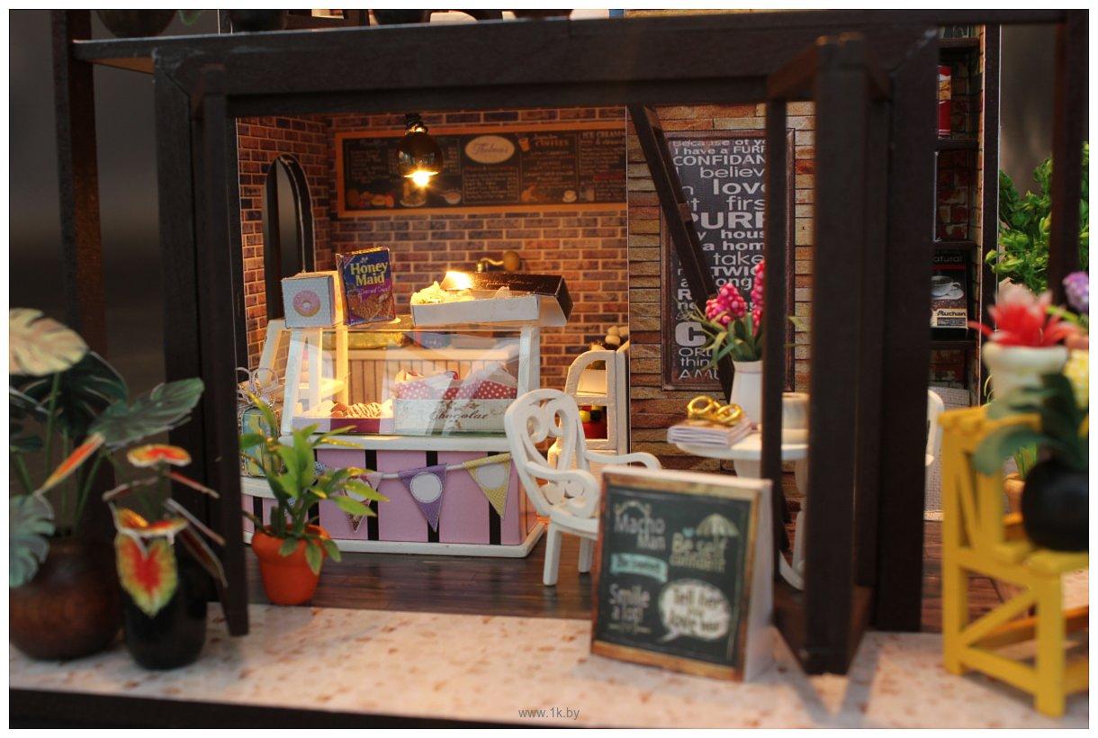 Фотографии Hobby Day DIY Mini House Coffee House (M027)