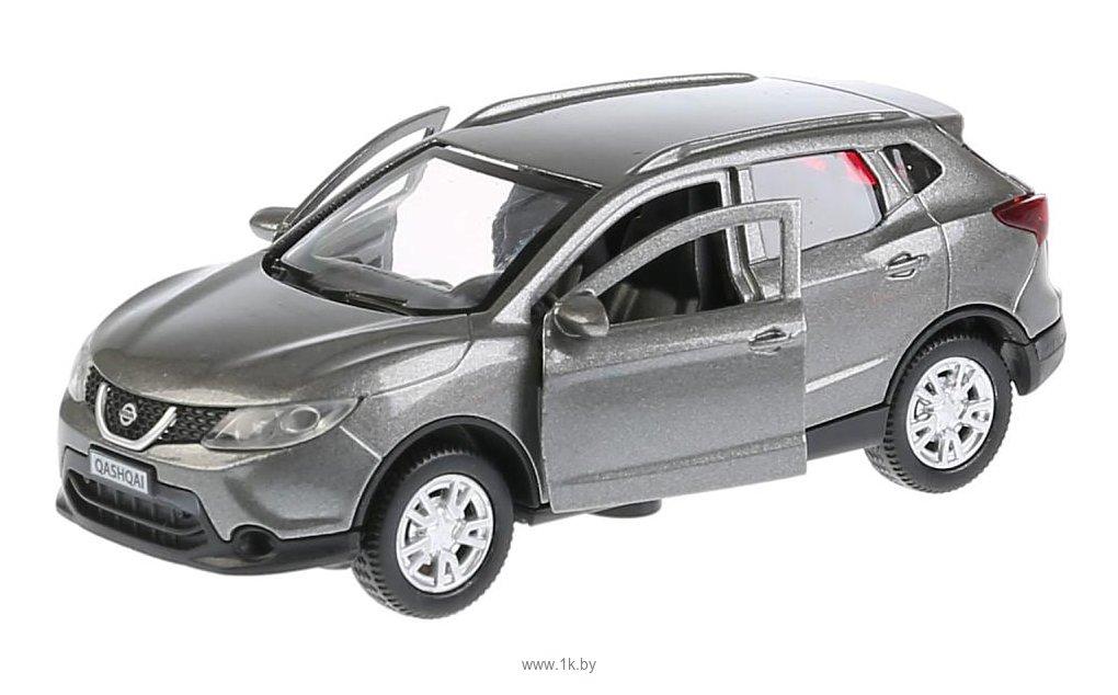 Фотографии Технопарк Nissan Qashqai (серый)