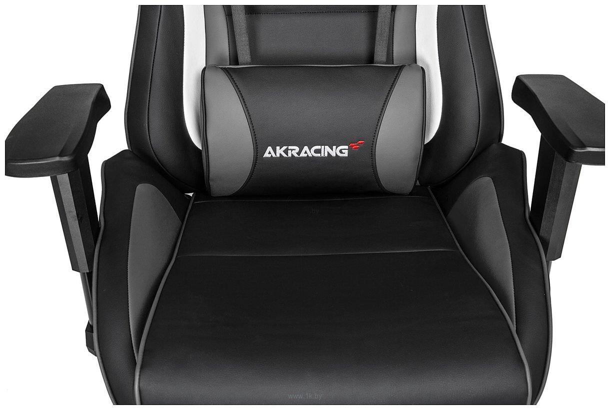 Фотографии AKRacing ProX (серый/черный)