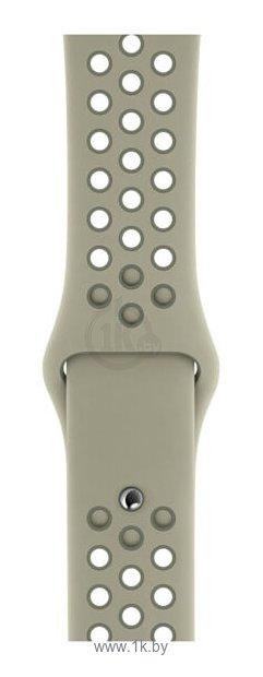 Фотографии Apple Nike 40 мм (еловый туман/винтажный серый) MV7W2