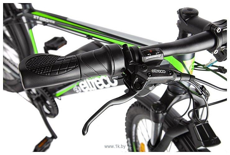 Фотографии Eltreco XT 850 (2021)