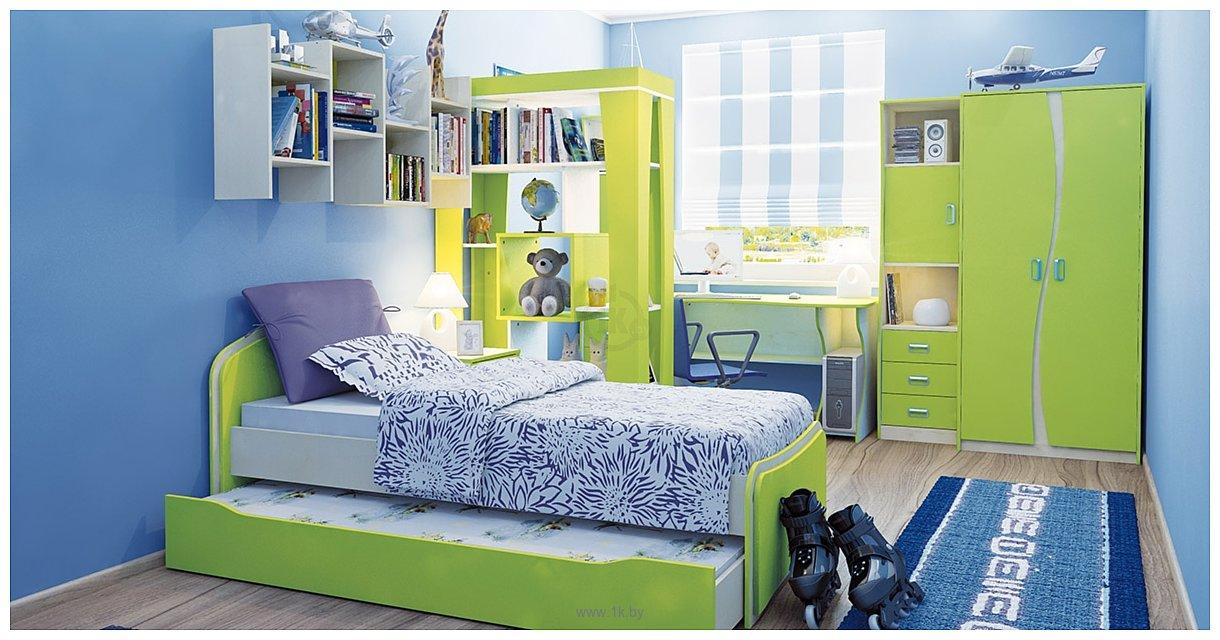 Фотографии Неман мебель Комби (МН-211-09)