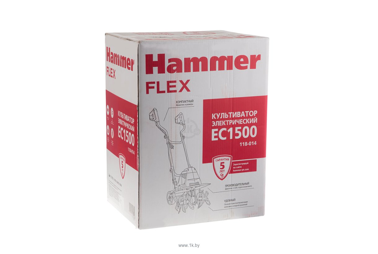 Фотографии Hammer Flex EC1500