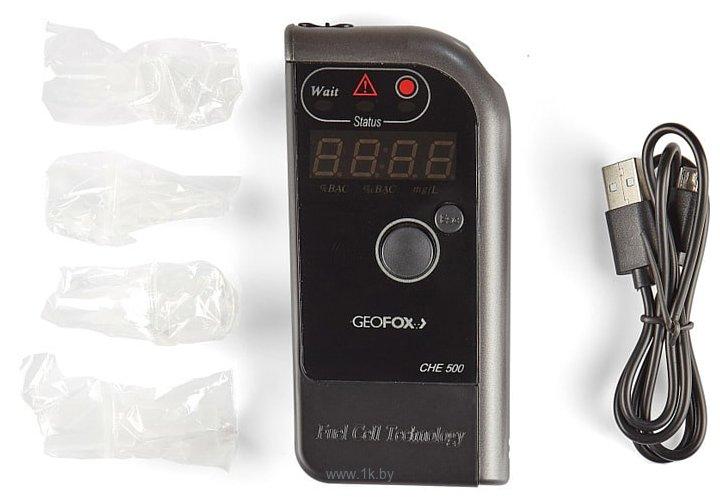 Фотографии GEOFOX CHE 500