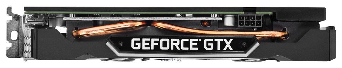 Фотографии Palit GeForce GTX 1660 SUPER GP 6GB (NE6166S018J9-1160A-1)