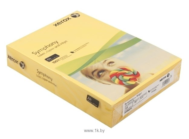 Фотографии Xerox Symphony A4 (80 г/м2)