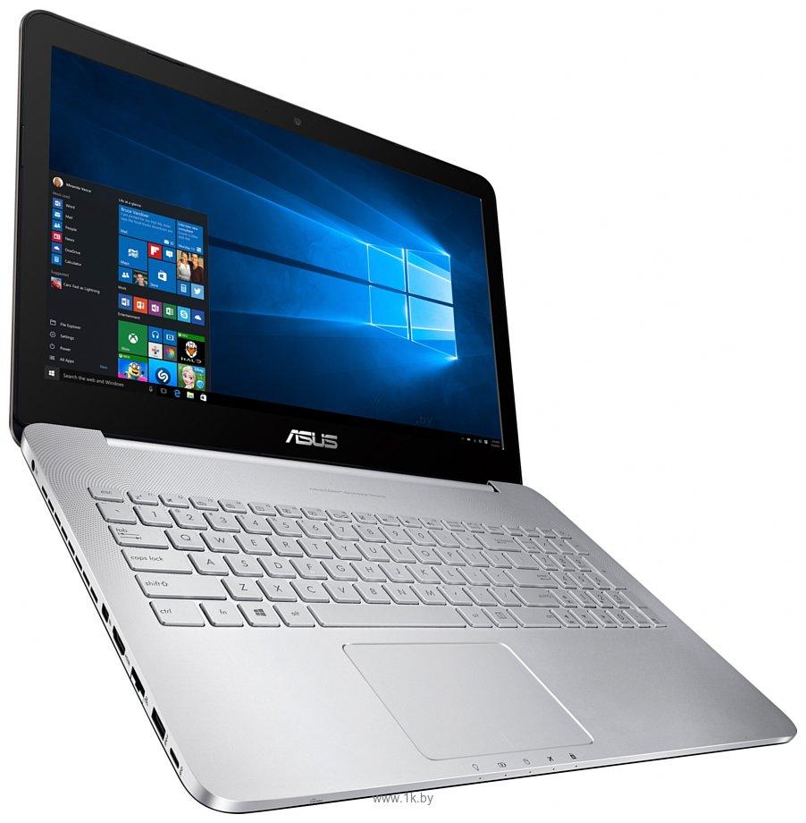 Фотографии ASUS VivoBook Pro N552VX-FW356T