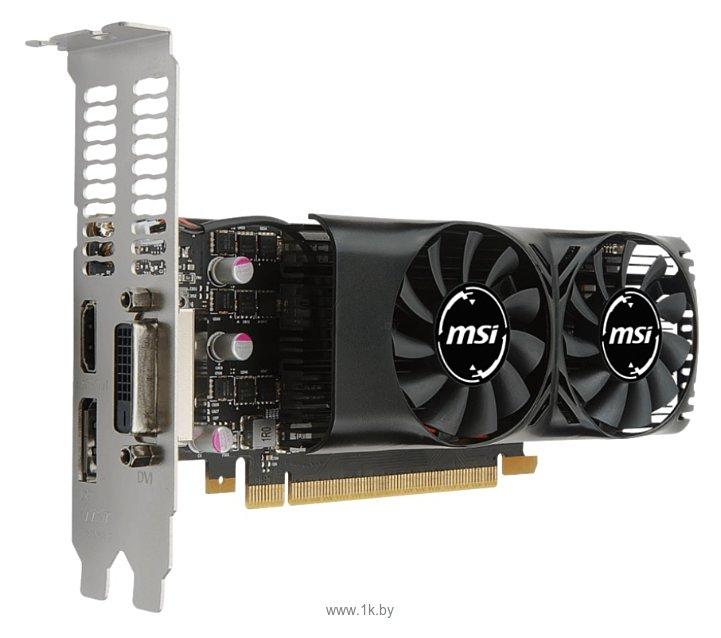 Фотографии MSI GeForce GTX 1050 1354Mhz PCI-E 3.0 2048Mb 7008Mhz 128 bit DVI HDMI HDCP LP