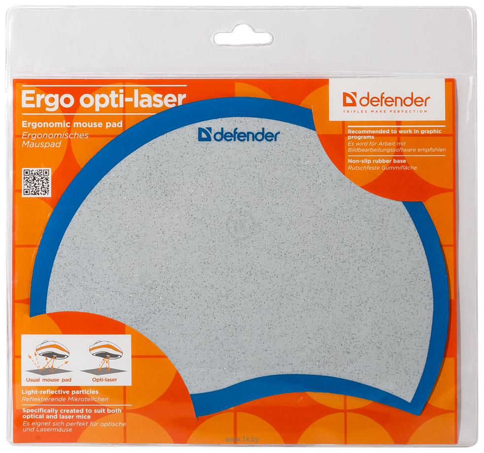 Фотографии Defender Ergo opti-laser (50513)