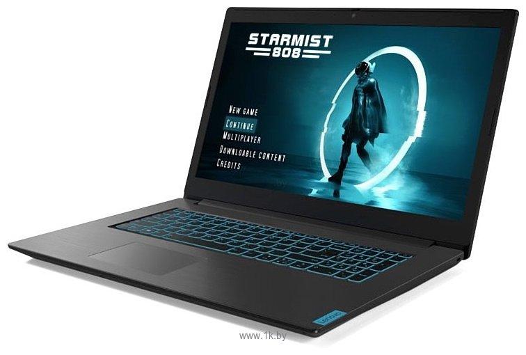 Фотографии Lenovo IdeaPad L340-17IRH Gaming (81LL007URE)