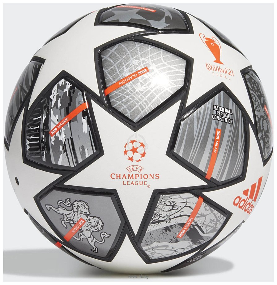 Фотографии Adidas Finale 21 20th Anniversary UCL Competition GK3467 (4 размер)
