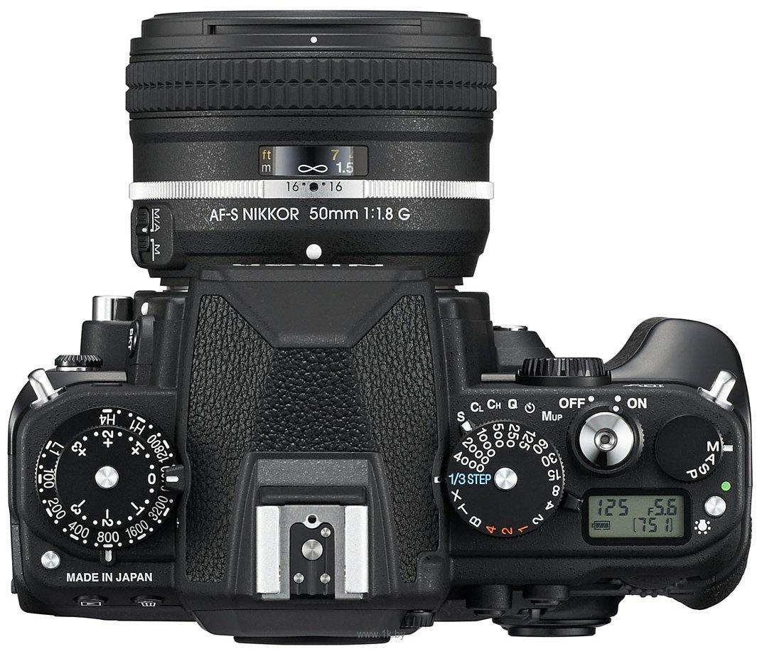 Фотографии Nikon Df Kit