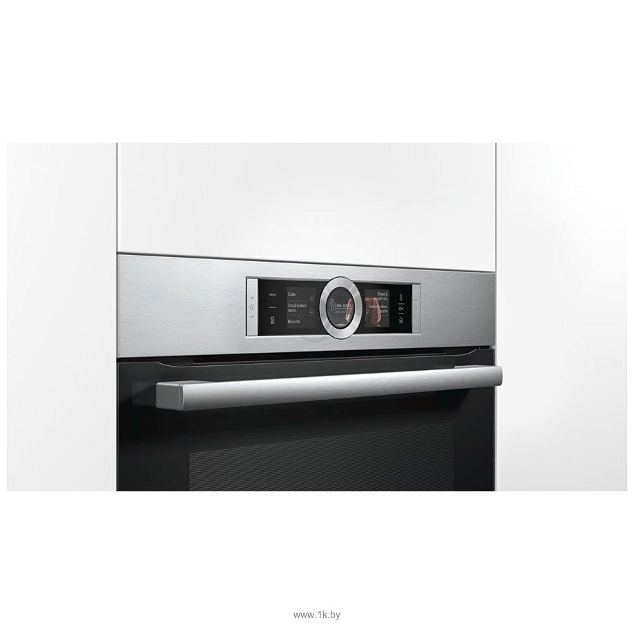 Фотографии Bosch HRG656XS2