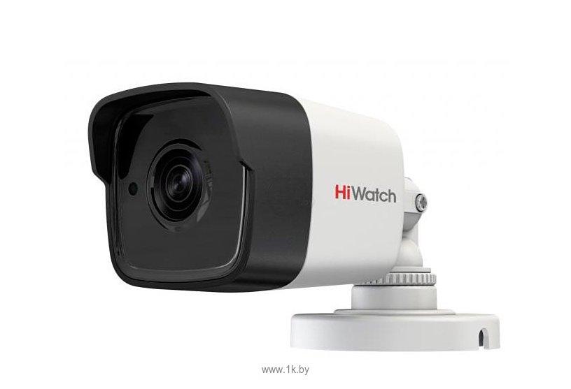 Фотографии HiWatch DS-I100B (2.8 мм)