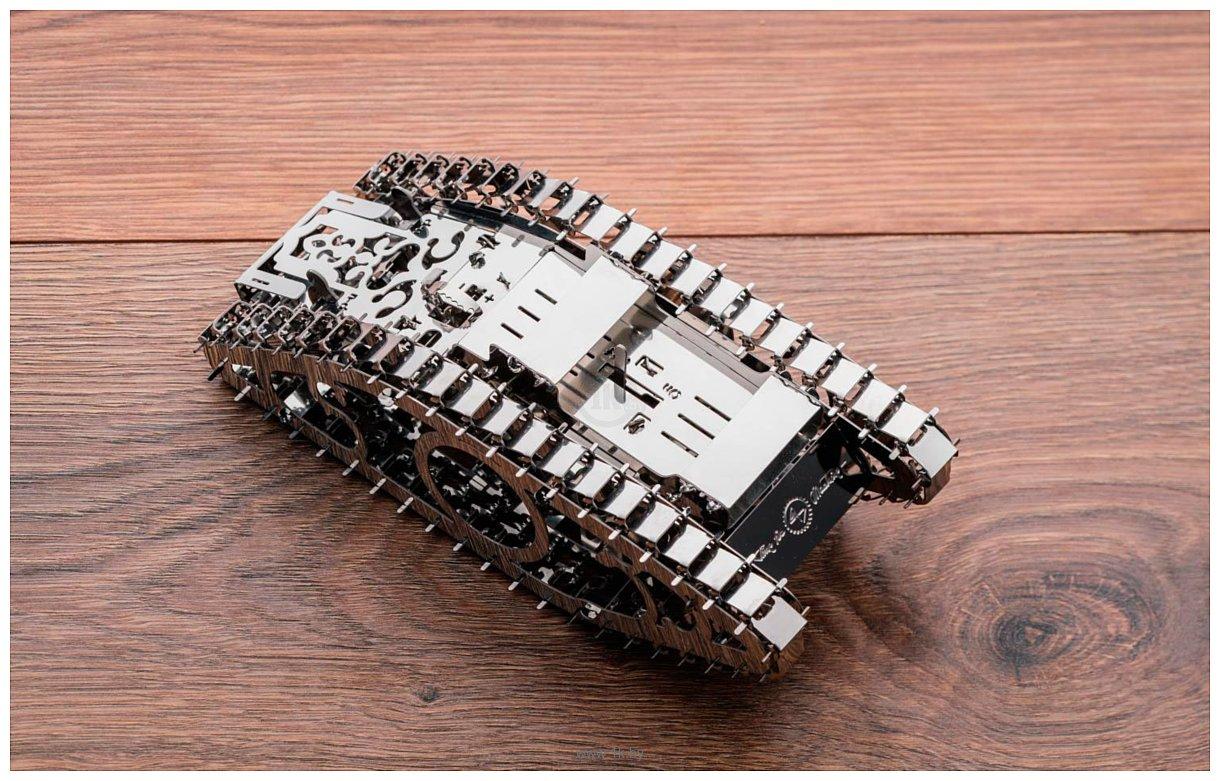 Фотографии Time for Machine Марвел танк 2