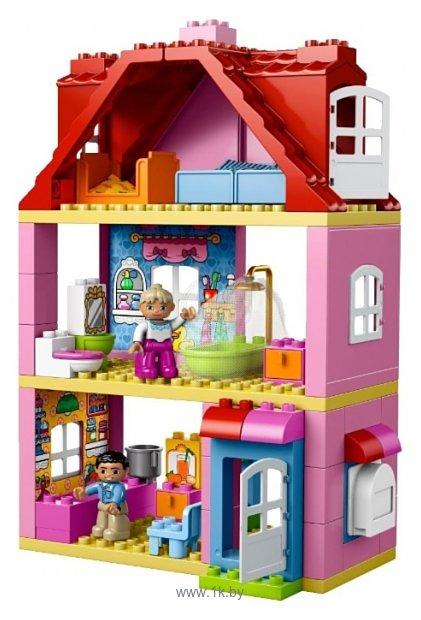 Фотографии LEGO Duplo 10505 Кукольный домик
