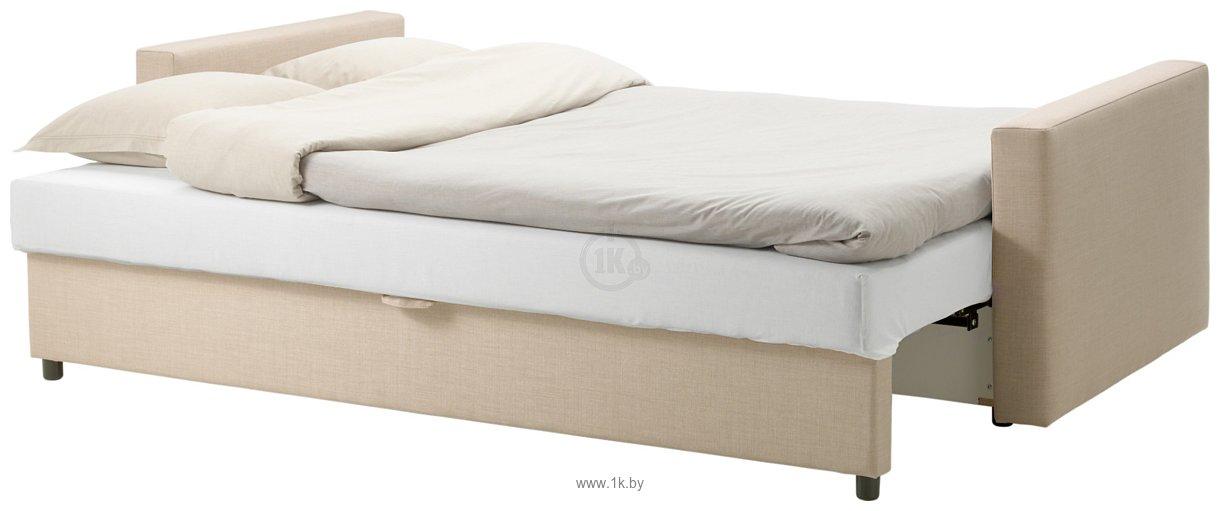 Фотографии Ikea Фрихетэн 104.115.53 (шифтебу бежевый)