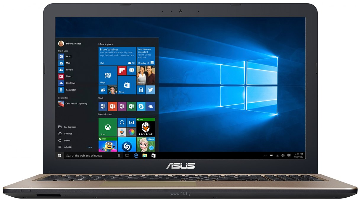 Фотографии ASUS VivoBook X540YA-XO833D