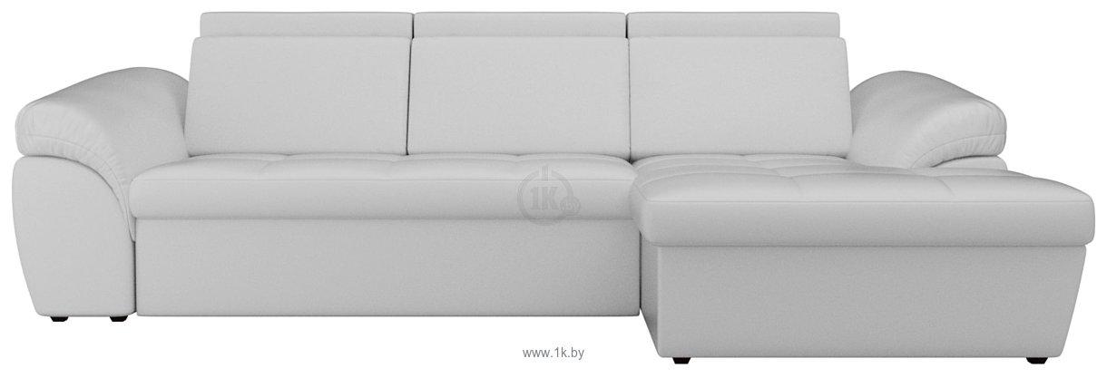 Фотографии Лига диванов Мисандра 101820 (белый)