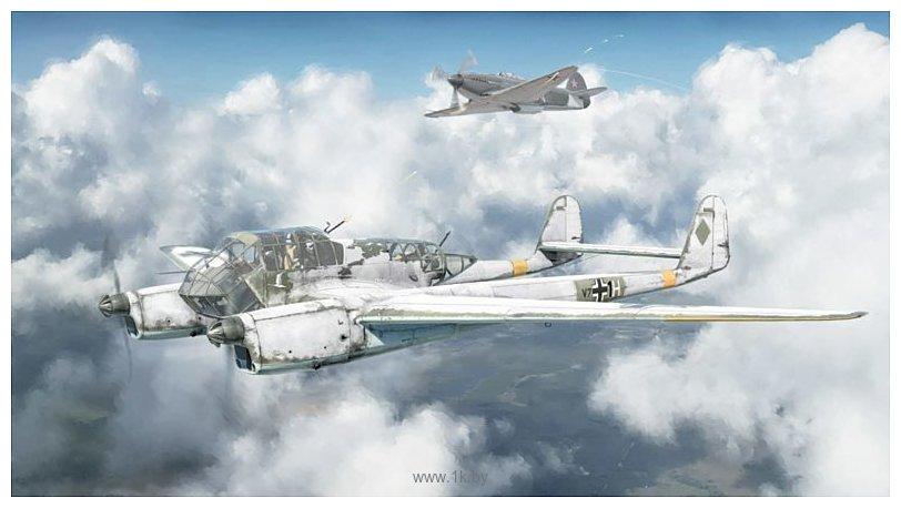 Фотографии Italeri 1404 Самолет FW 189 A-1/A-2