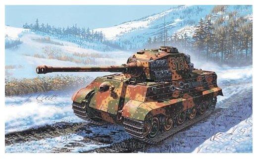 Фотографии Italeri 7004 Немецкий тяжелый танк Sd. Kfz. 182 King Tiger
