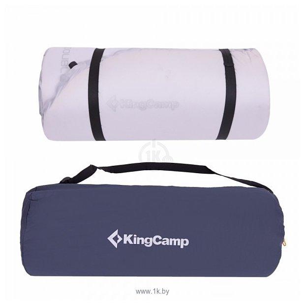 Фотографии KingCamp Deluxe Double (KM3587)