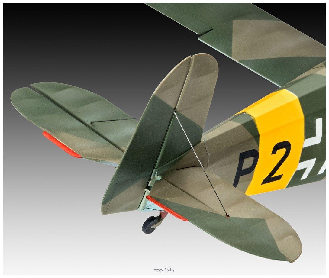 Фотографии Revell 03886 Немецкий учебный самолет Bucker Bu131 Jungmann