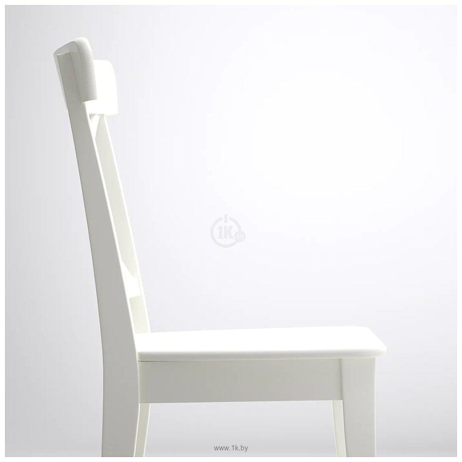 Фотографии Ikea Ингольф (белый) (803.601.35)