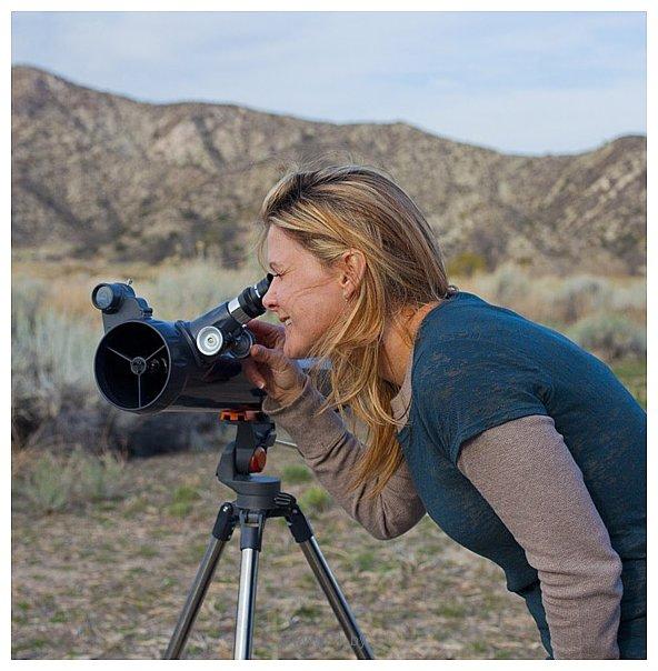 Фотографии Celestron AstroMaster LT 76 AZ