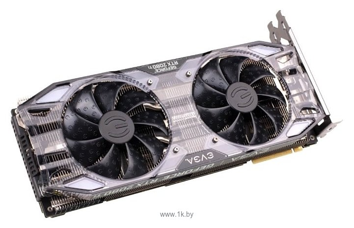 Фотографии EVGA GeForce RTX 2080 Ti 1635MHz PCI-E 3.0 11264MB 14000MHz 352 bit HDMI HDCP XC GAMING