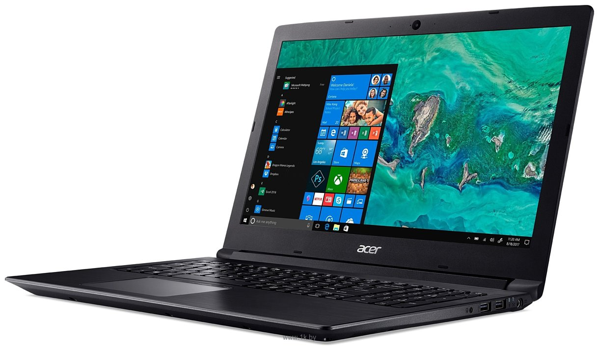 Фотографии Acer Aspire 3 A315-51-55ZU (NX.GNPER.044)