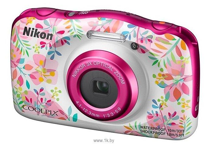 Фотографии Nikon Coolpix W150