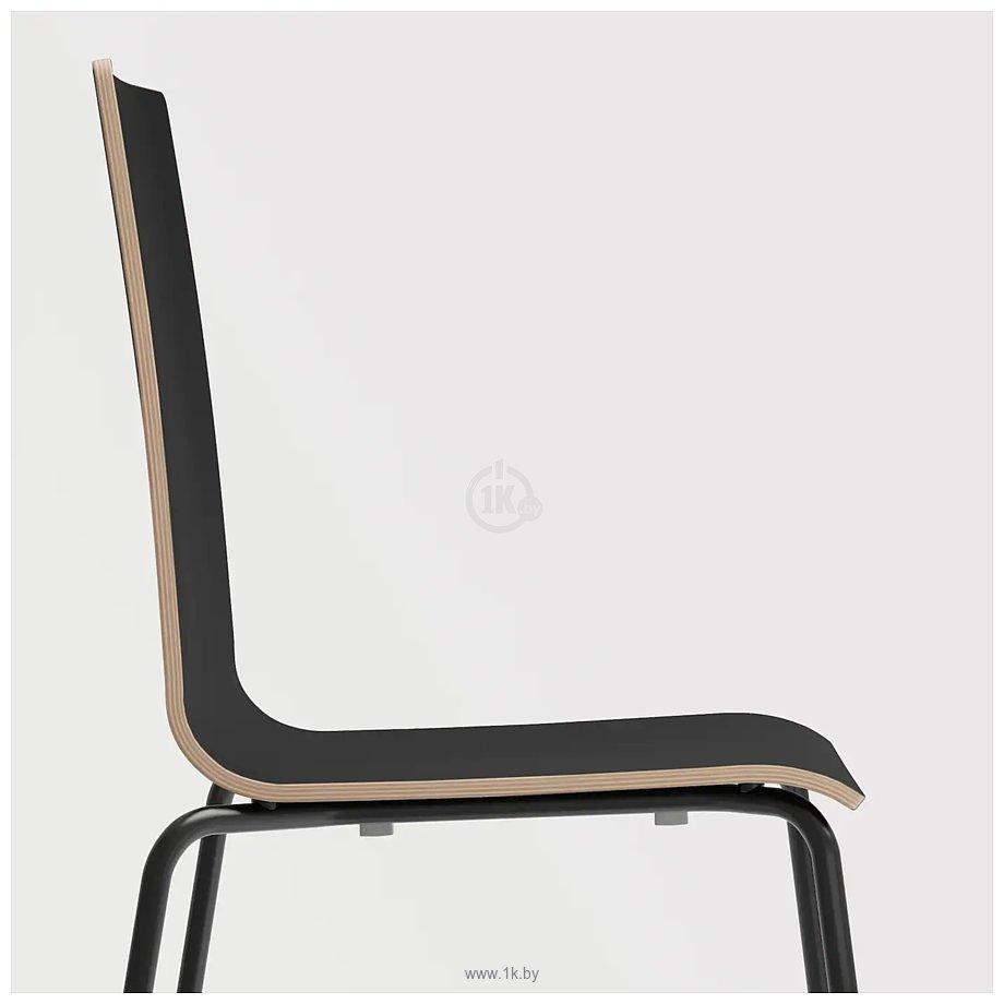 Фотографии Ikea Мартин (черный) (692.195.29)
