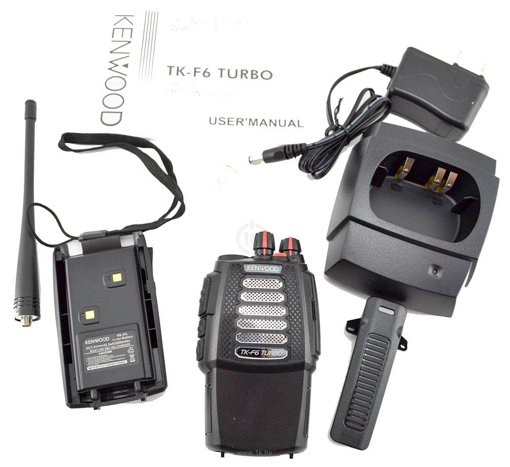 Фотографии Kenwood TK-F6 Turbo
