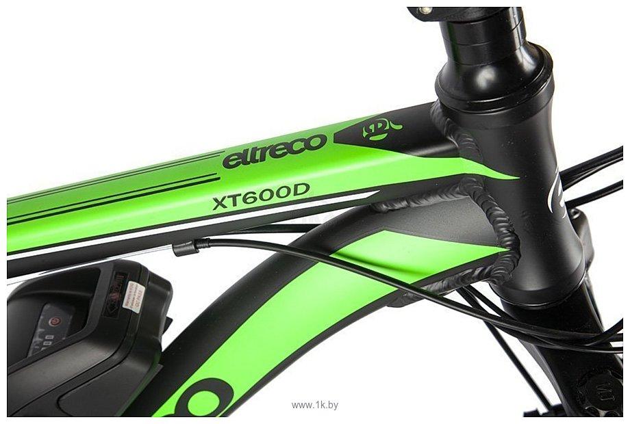 Фотографии Eltreco XT 600 D (2021)