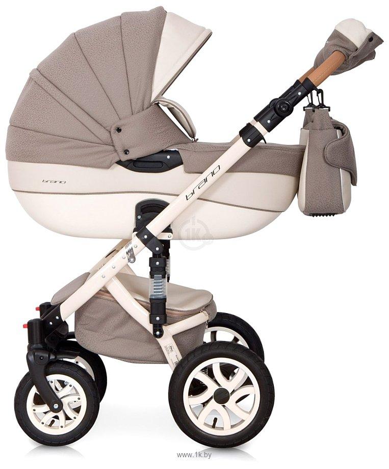 Универсальная коляска Riko Brano Ecco (2 в 1) - сравнить цены и ... 34300a2caebd8