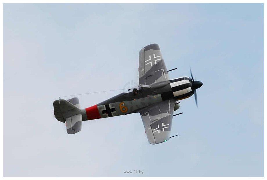Фотографии FMS Focke-Wulf 190 Yellow 6 (FMS045P-Y6)