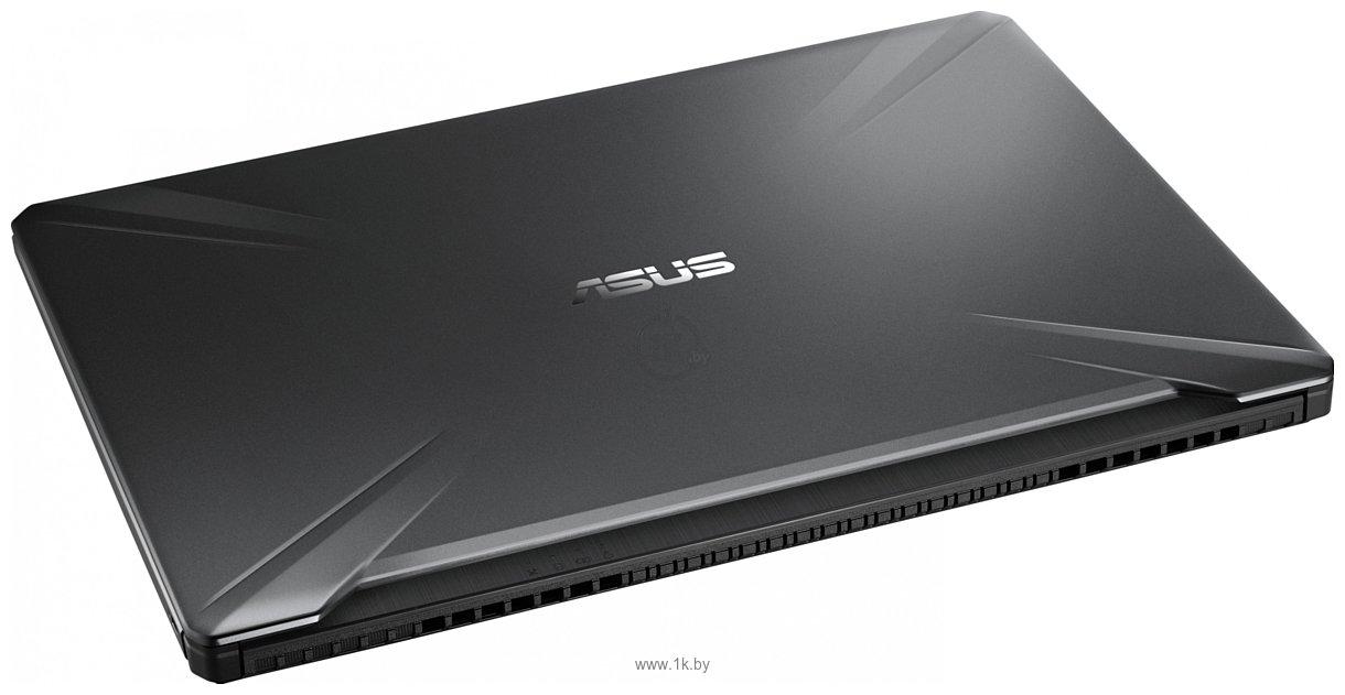 Фотографии ASUS TUF Gaming FX705GM-EW152