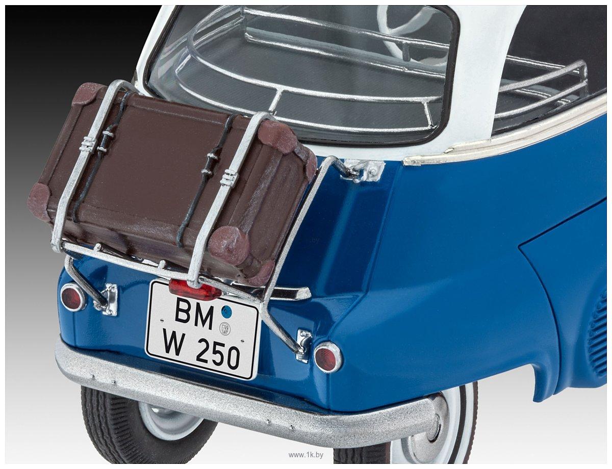 Фотографии Revell 07030 Автомобиль BMW Isetta 250
