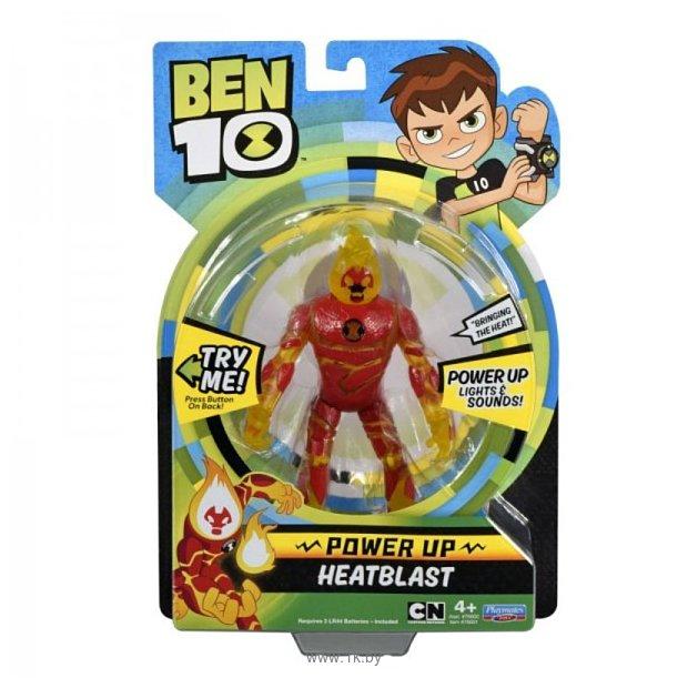 Фотографии Ben 10 Человек-огонь 76601