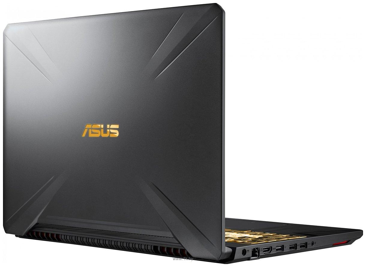 Фотографии ASUS TUF Gaming FX505GD-BQ224T