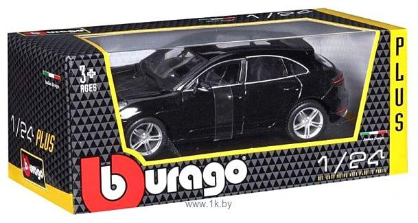 Фотографии Bburago Porsche Macan 18-21077 (черный)